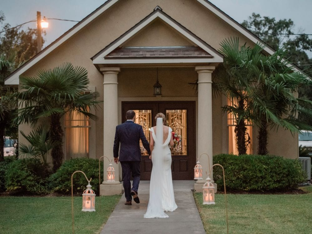 Wedding Venue Poche Bridge Country Club Breaux Bridge LA
